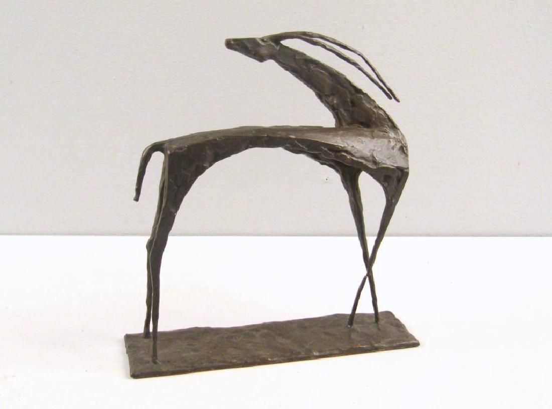 Seff Weidl (German 1915 - 1972) Bronze Sculpture