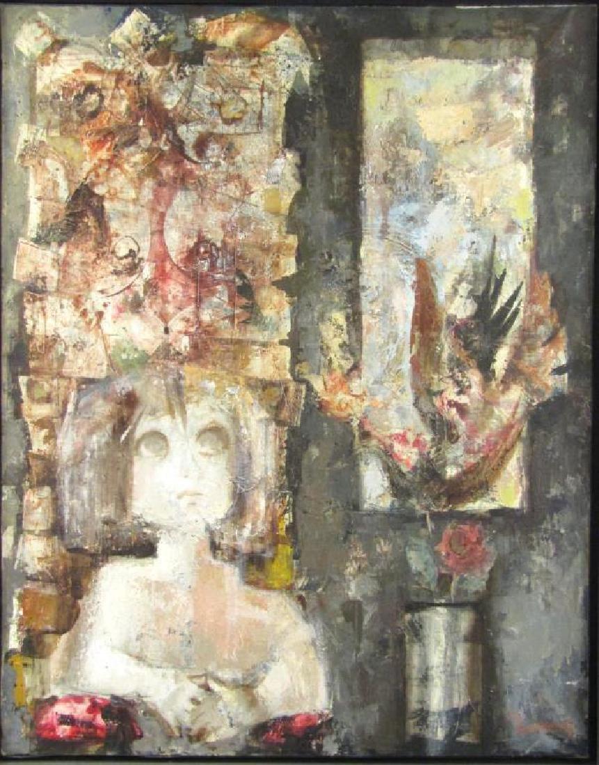 Jordi Pla Domenech (Spanish, 1917-1992)
