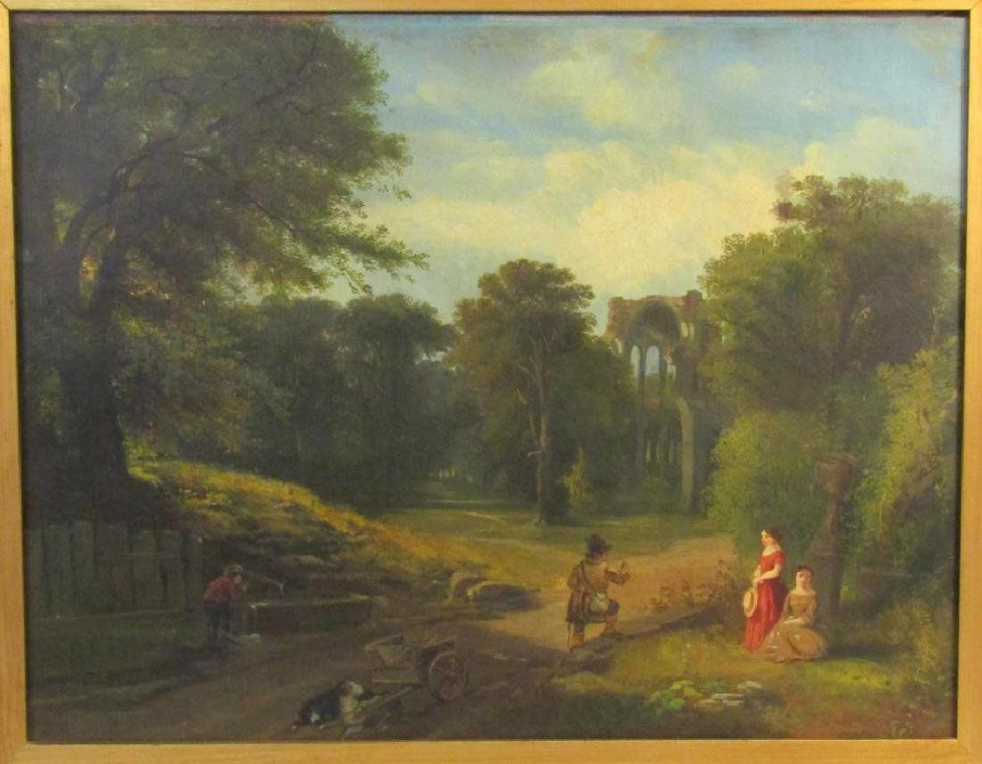 John Brown (?) - Oil on Canvas