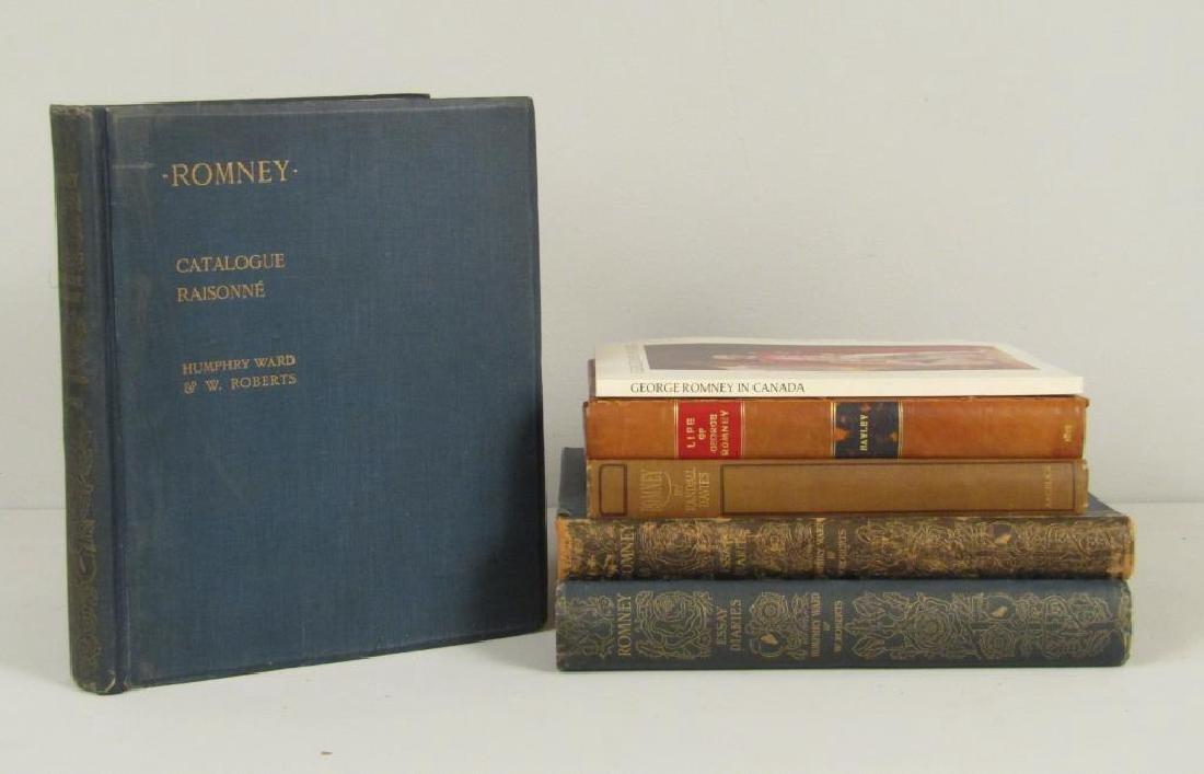 6 Books On George Romney