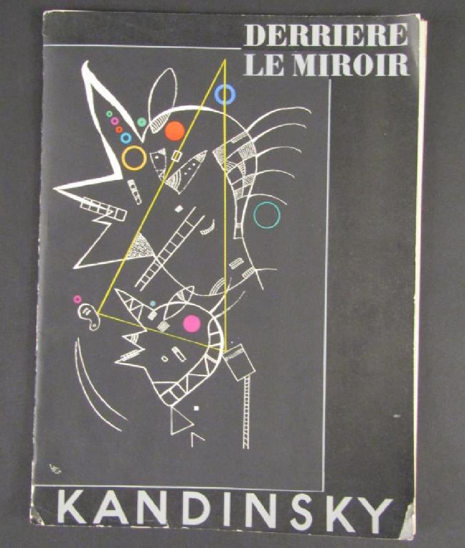 Kandinsky Works And Picasso Portfolio