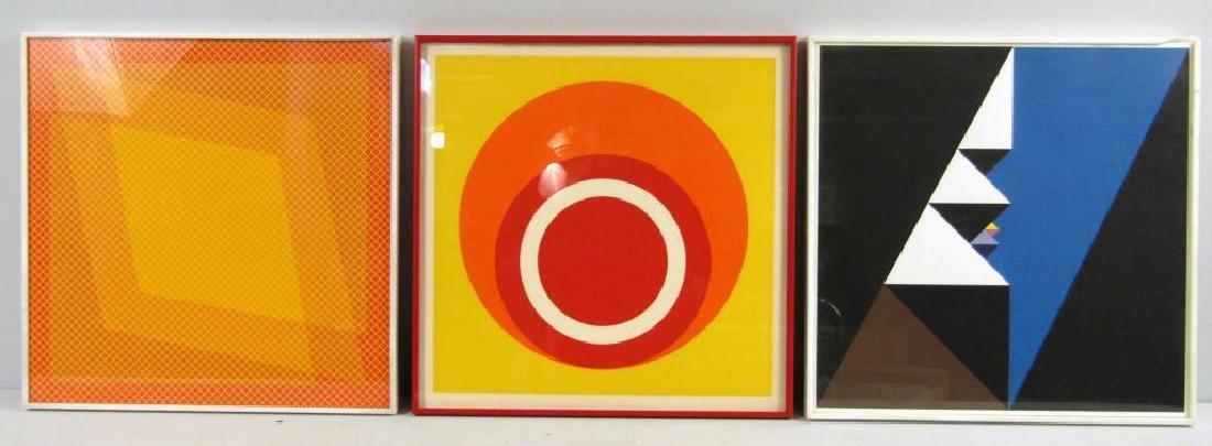 3 Geometric Prints