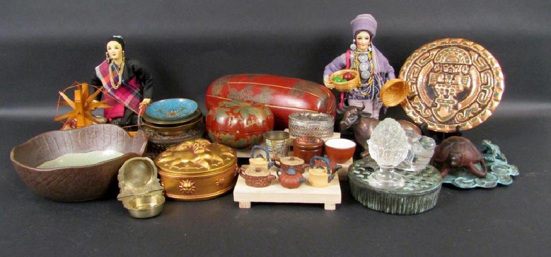 Assorted Porcelain and Other Articles
