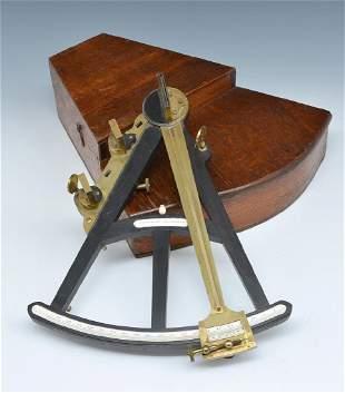 Thompson Yarmouth octant c 1820