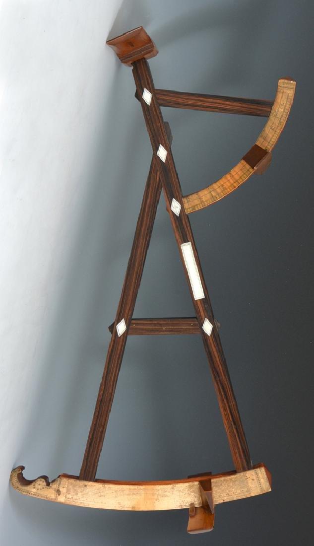 Davis Quadrant/Backstaff Reproduction