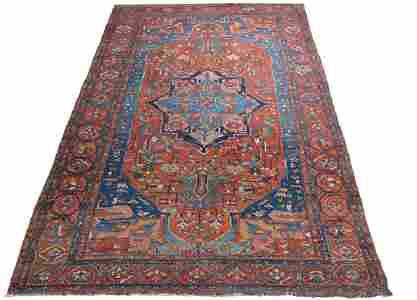 "Serapi Palace Size Carpet, 19' 2"" x 11' 11"""