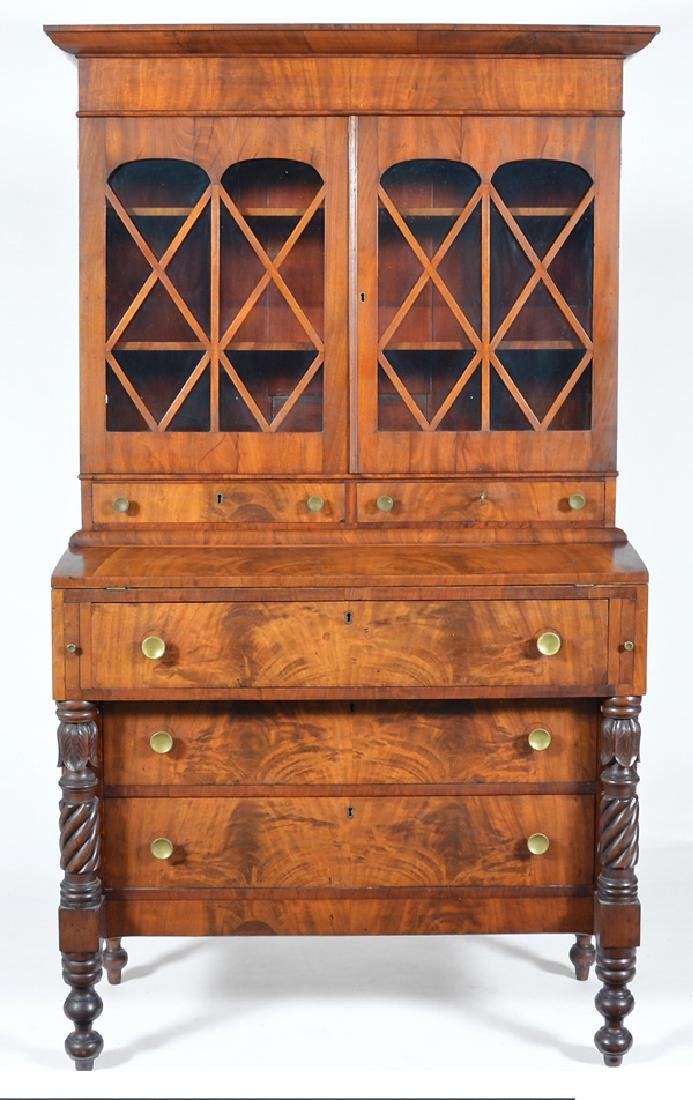 American Empire secretary, 19th c