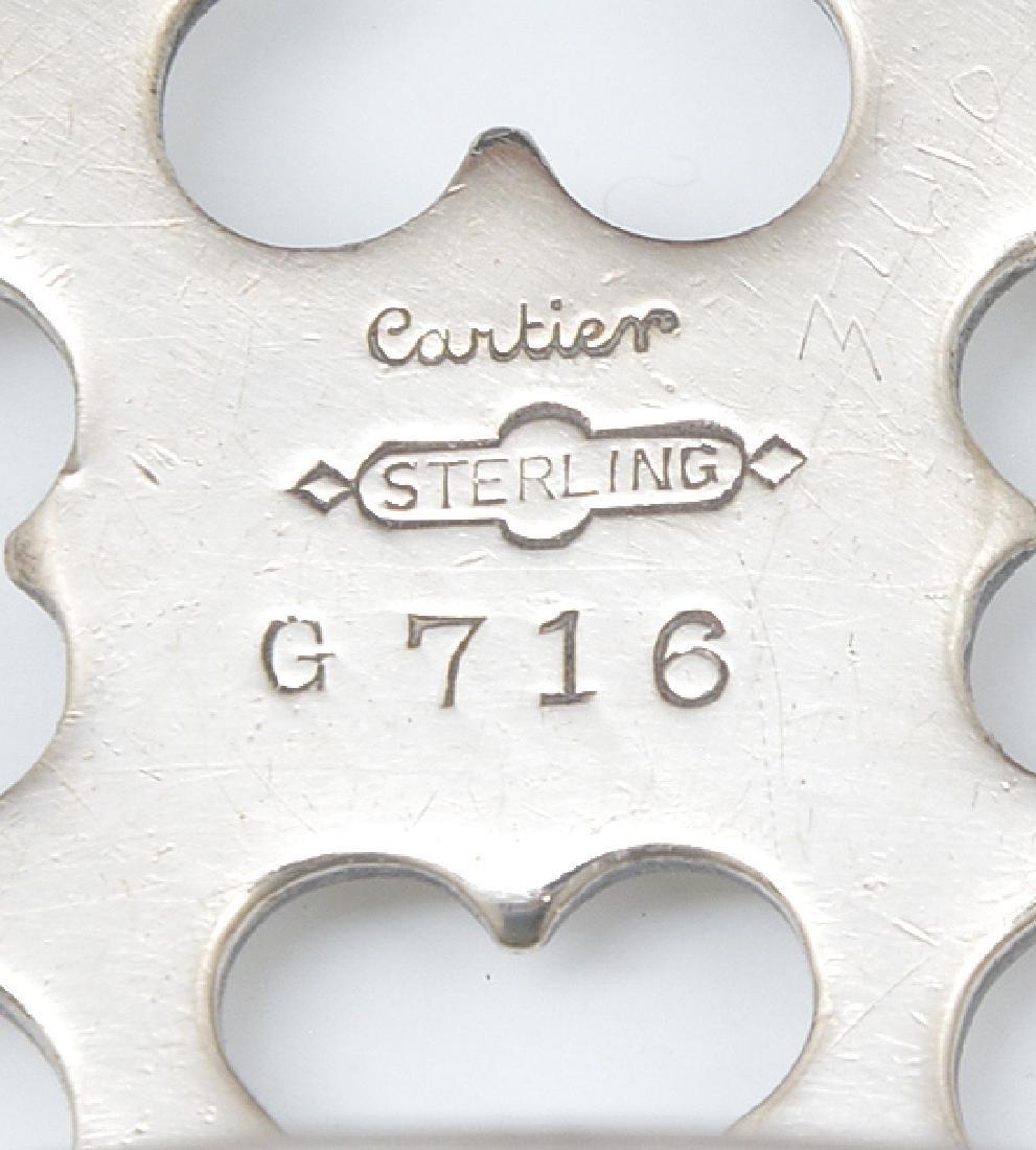 Cartier sterling porringer - 2