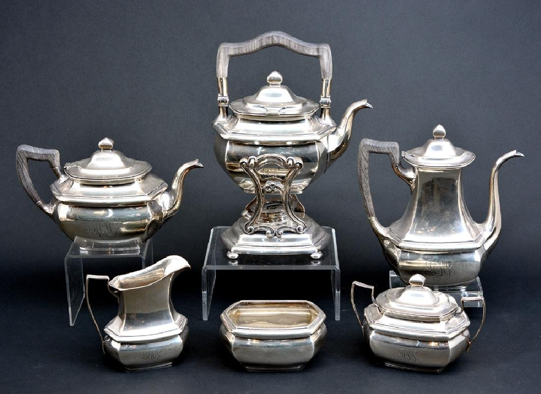Gorham sterling silver tea & coffee service