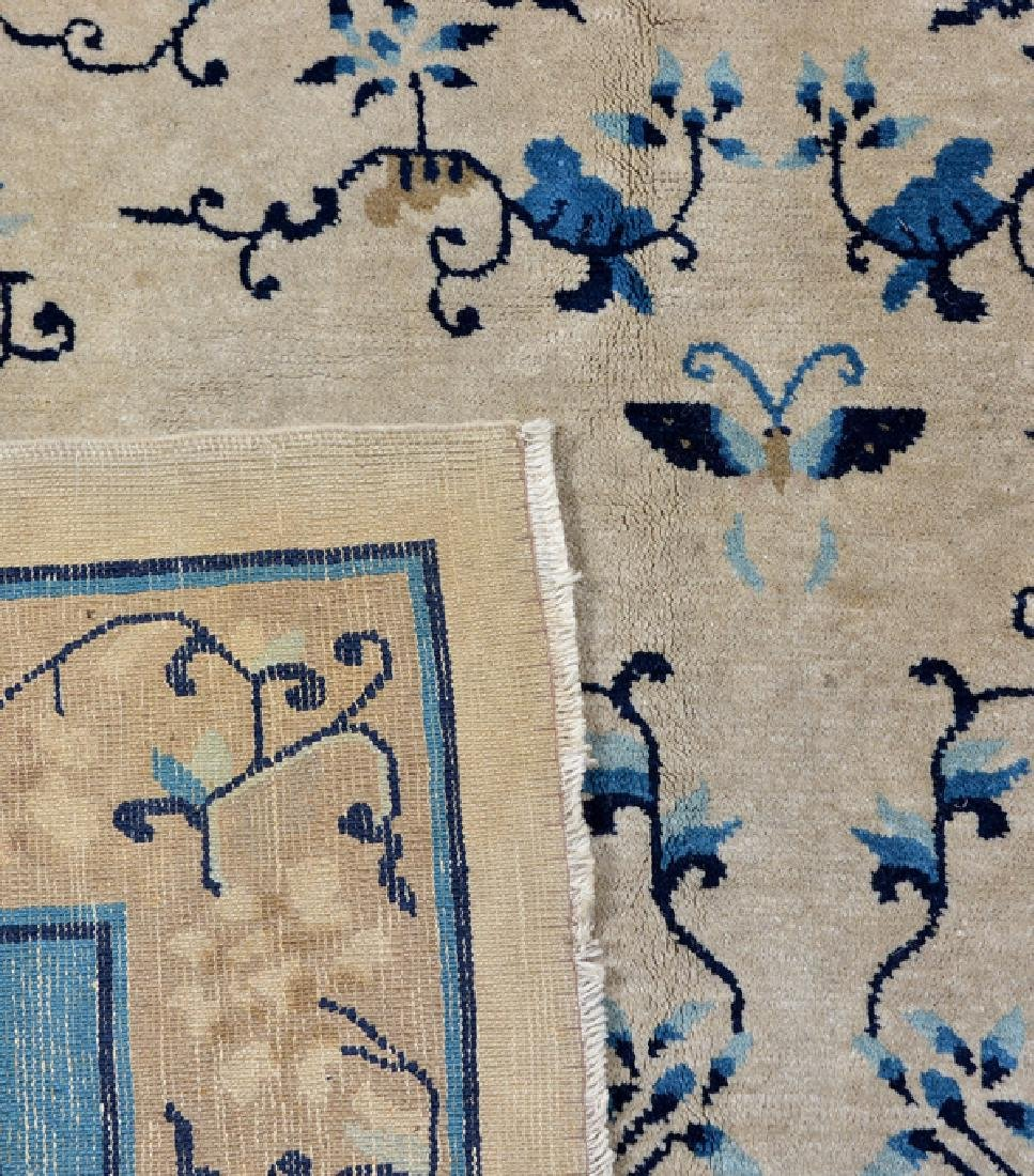 "Chinese Peking carpet, appx 8'8"" x 6' - 3"