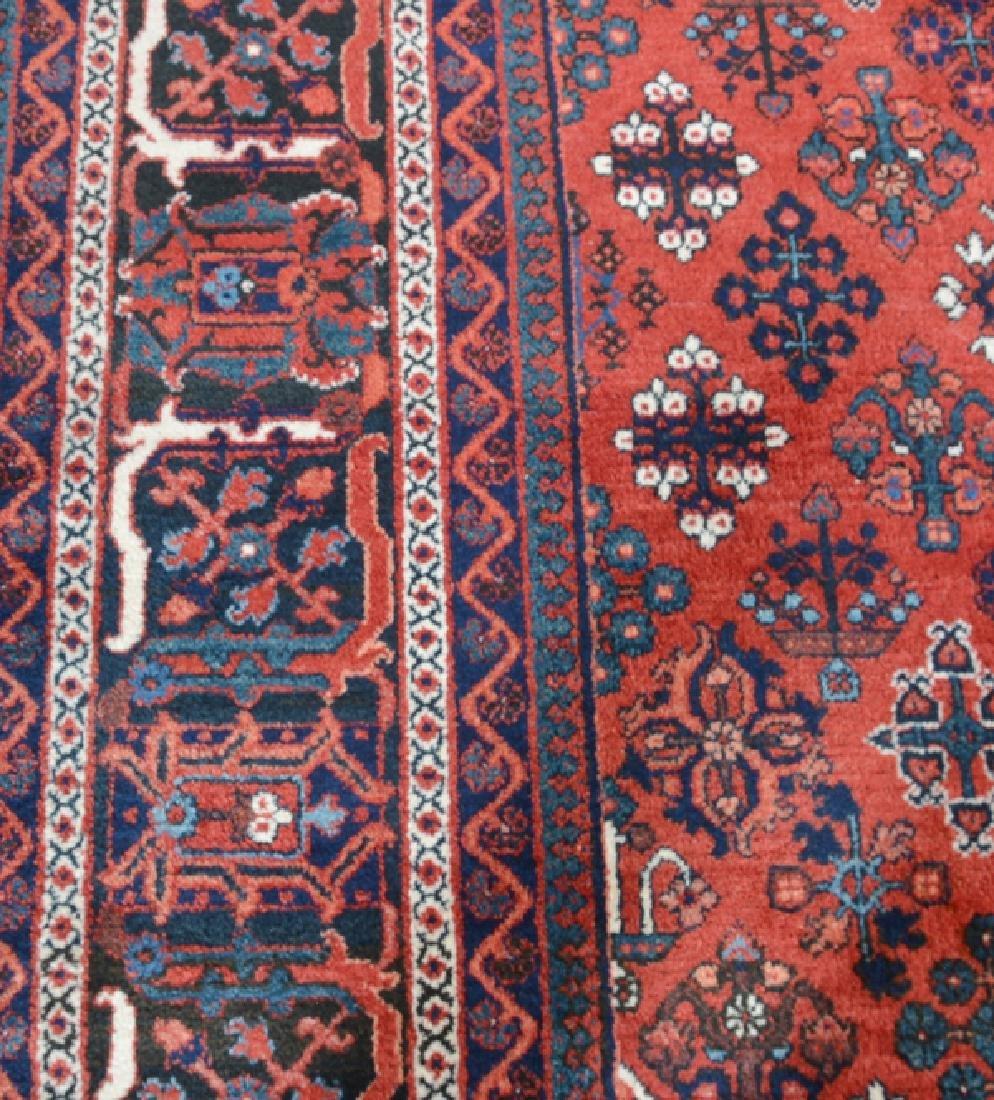 Oversized Persian Carpet, appx 14' x 11' - 4