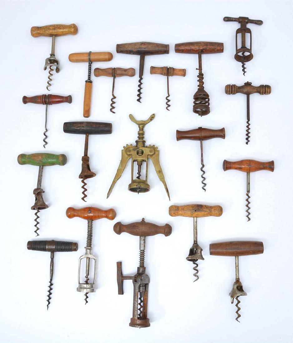 19 Corkscrews