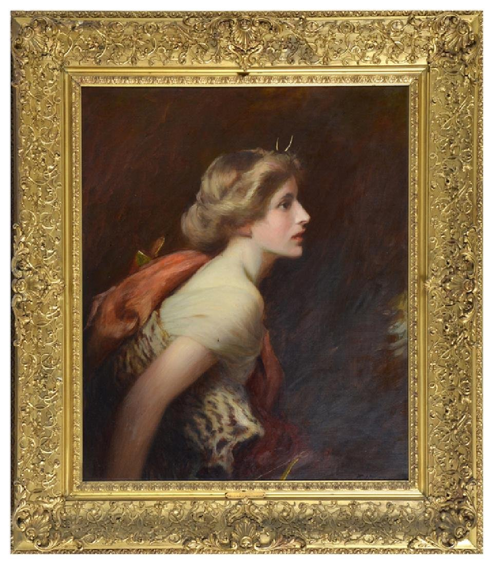 William John Whittemore, Diana of the Chase, O/C