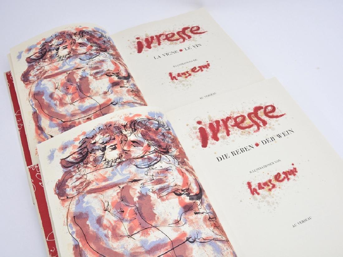 Two books: Ivrese La Vigne La Vin/ Die Reben Der Wein - 3