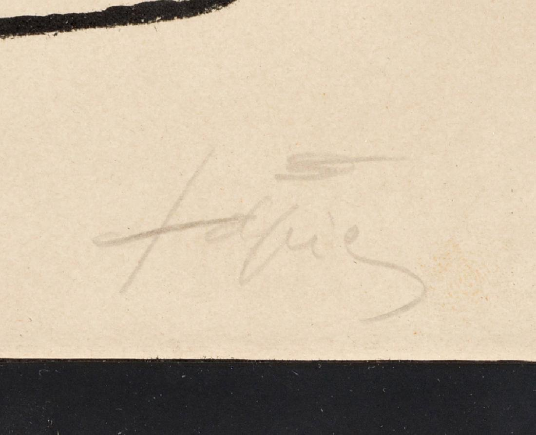 Antoni Tapies, Abstract, Lithograph - 2