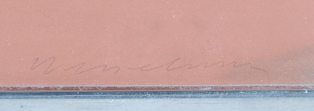 Tom Wesselmann, Nude, Color screenprint - 2