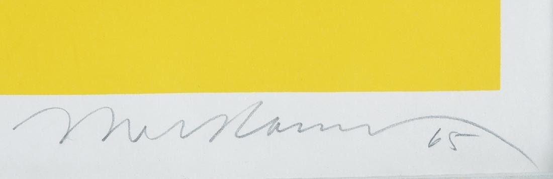 Mel Ramos, Philip Morris, color screenprint - 2