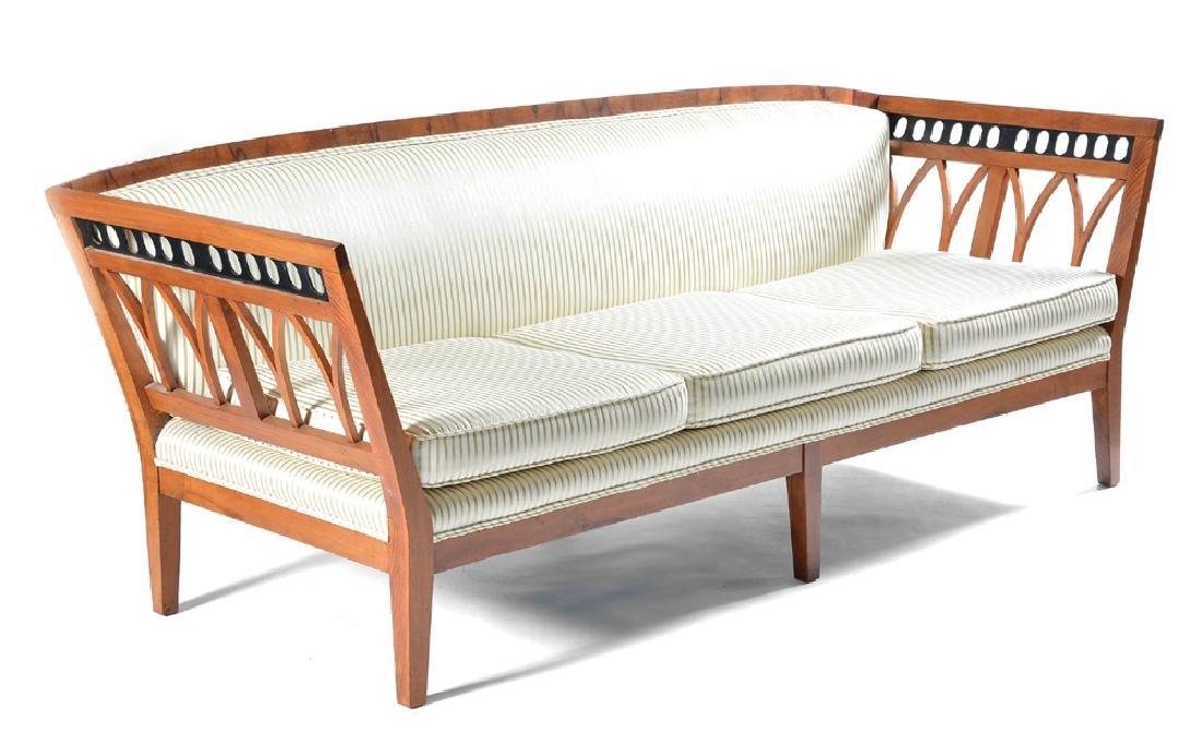 French Empire sofa