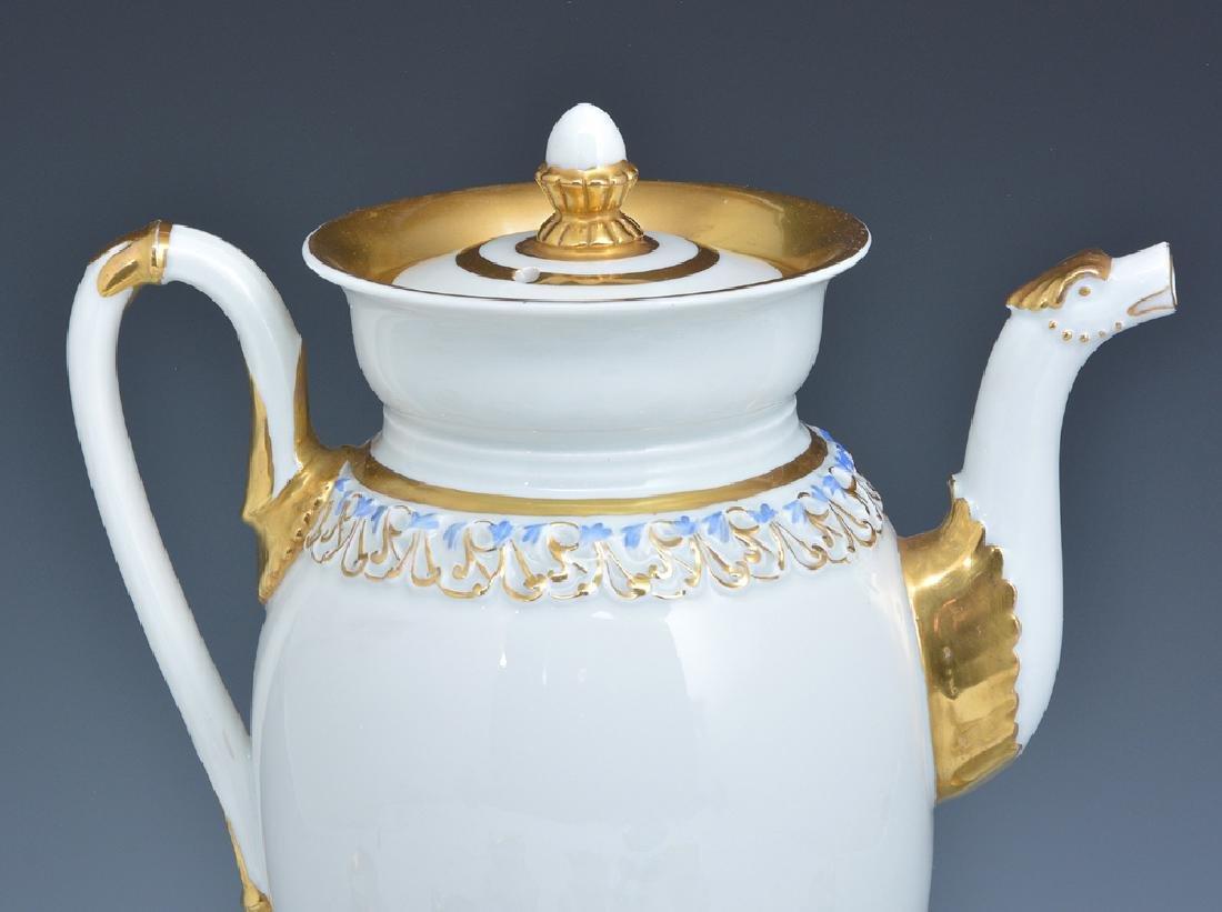 20 pc Meissen Porcelain Coffee Service - 2