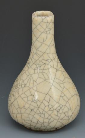Chinese Pear Shape Bottle Vase