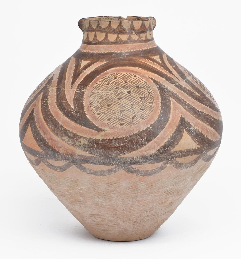 Chinese Neolithic Painted Jar