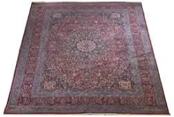 Palace sized Persian carpet.