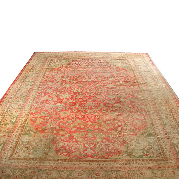 11: Palace Size Persian Carpet