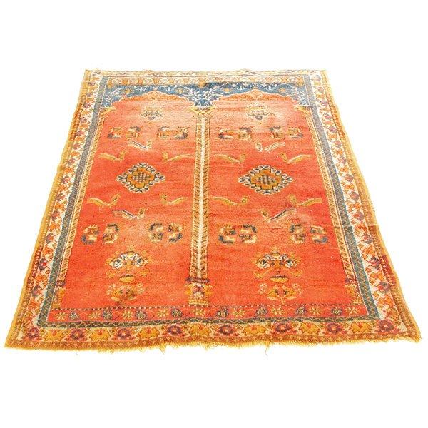 13: Persian Rug Vermilion Portico Pattern