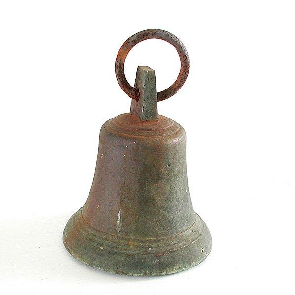 21: Cast Brass Bell