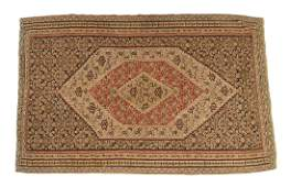 Antique Persian Scatter Rug 68 x 45
