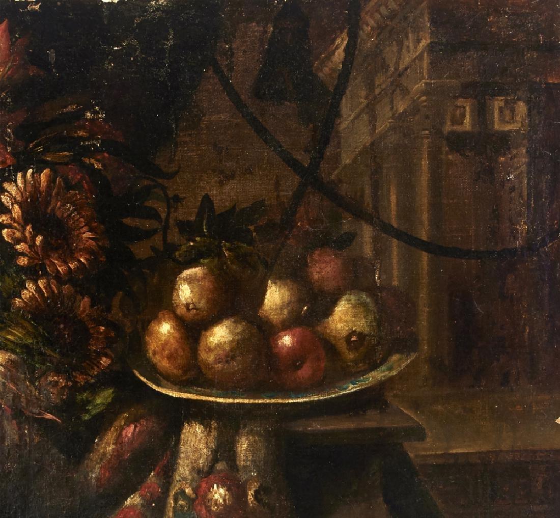 Juan de Arellano, Pair of still lifes, oils on canvas - 4