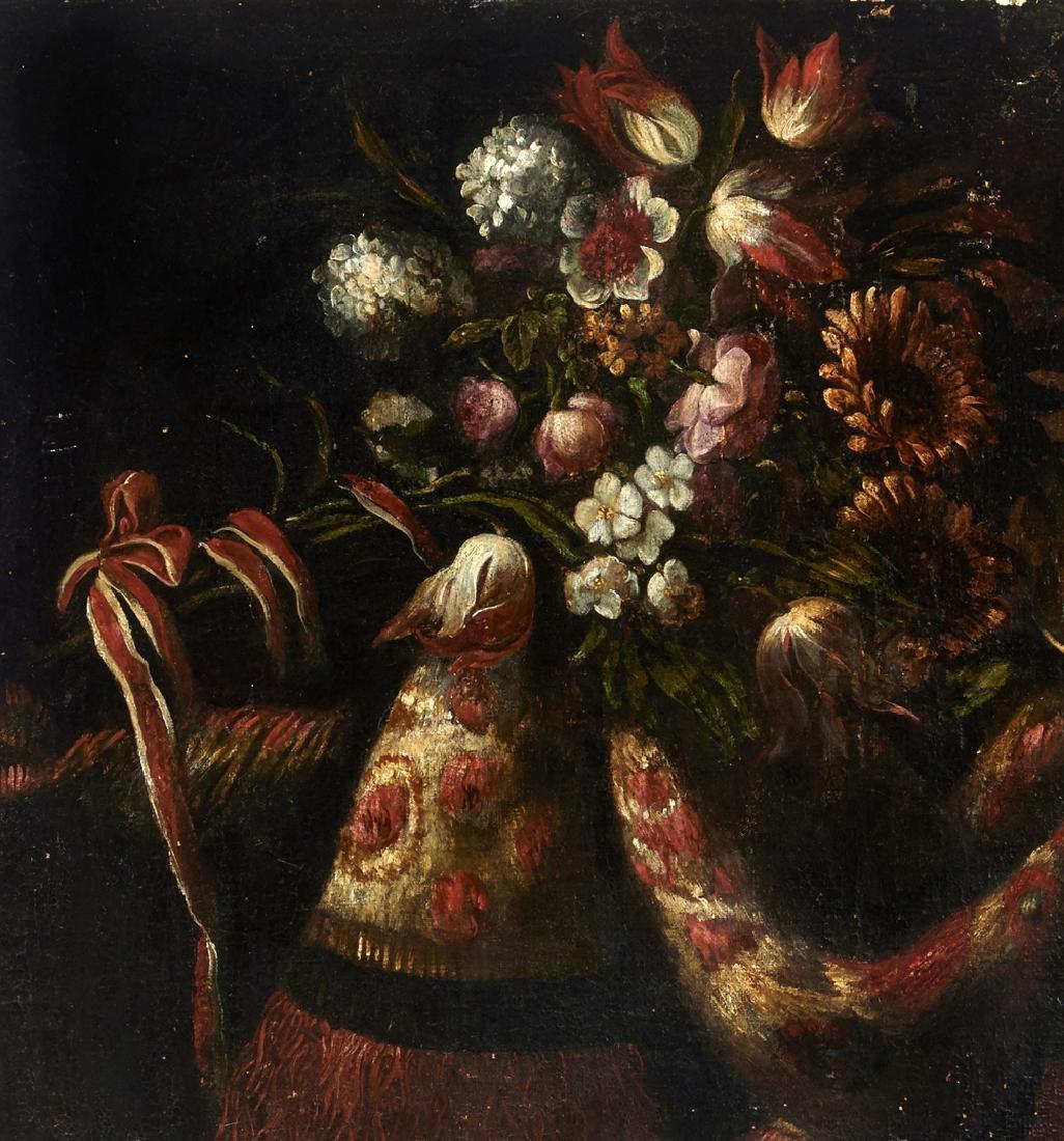 Juan de Arellano, Pair of still lifes, oils on canvas - 5