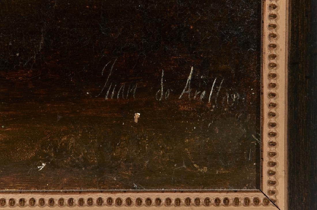 Juan de Arellano, Pair of still lifes, oils on canvas - 6