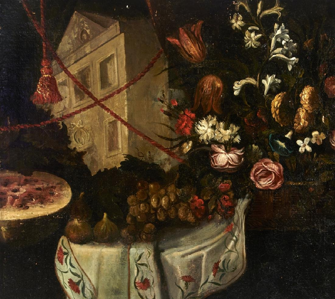 Juan de Arellano, Still Life, oil on canvas - 3