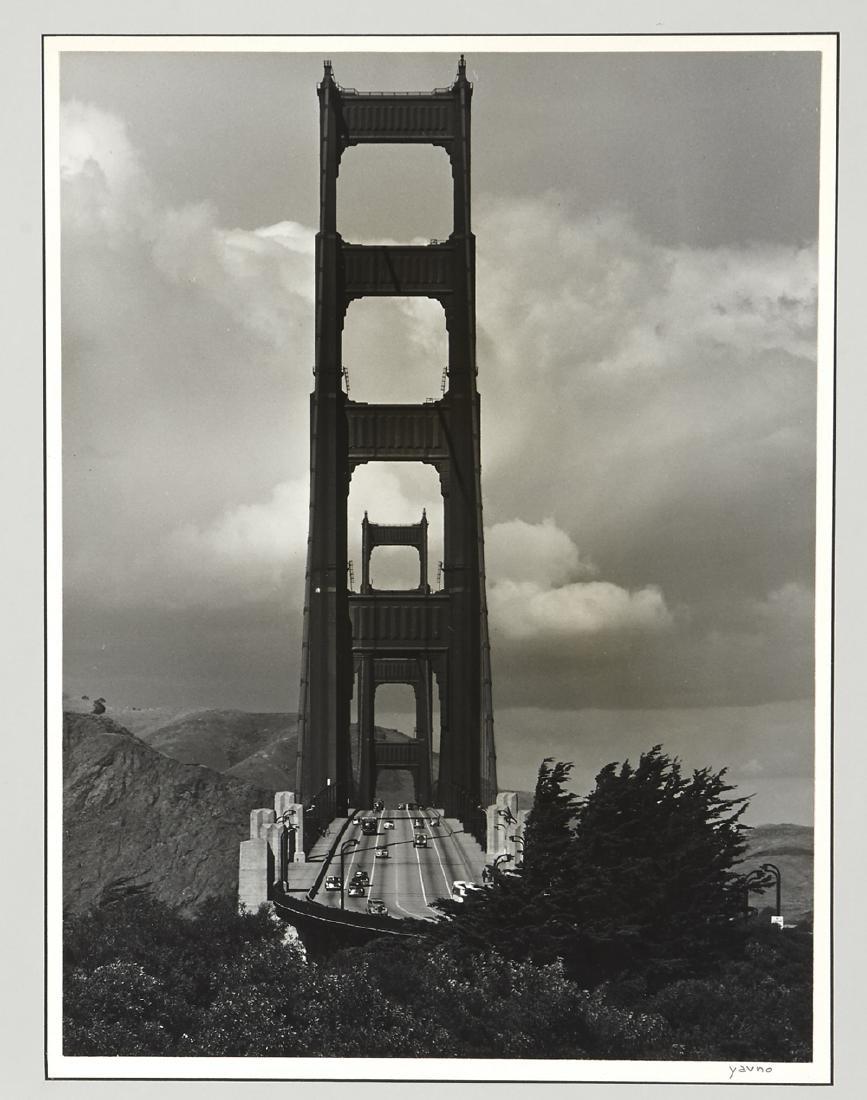 "Five Max Yavno photographs plus ""The San Francisco - 2"