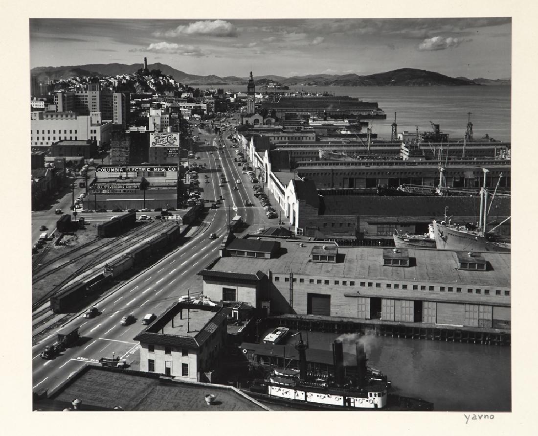 "Five Max Yavno photographs plus ""The San Francisco - 5"