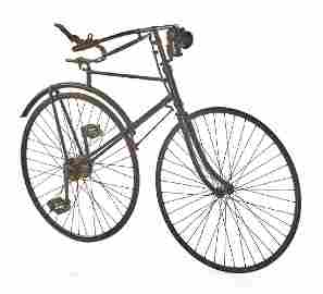 Rare Bronco Bicycle, White Cycle Co, 1890/92