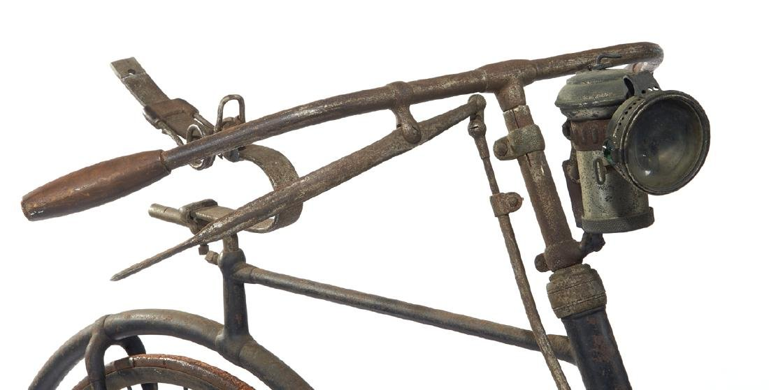 Rare Bronco Bicycle, White Cycle Co, 1890/92 - 3