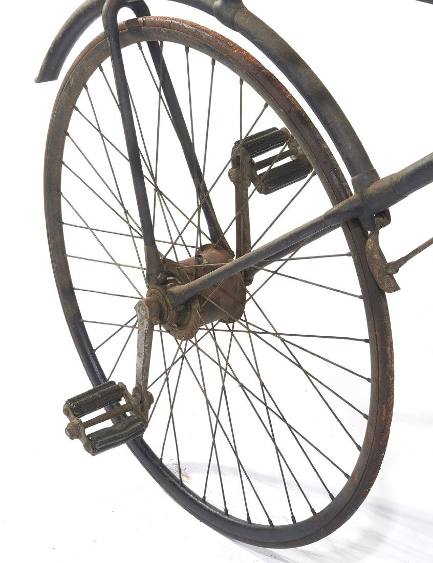 Rare Bronco Bicycle, White Cycle Co, 1890/92 - 4