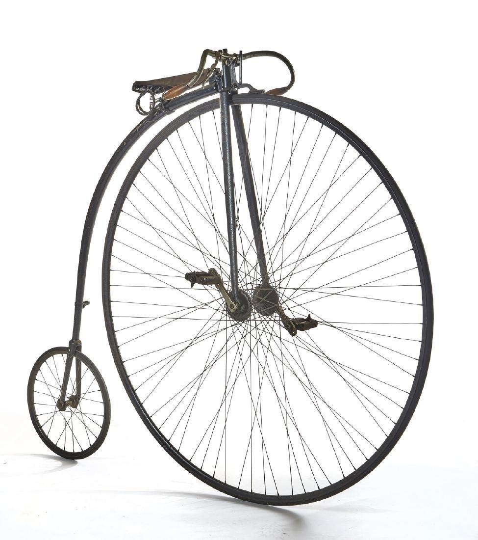 Gormully Jeffrey Amer. Light Champion High Wheel Bike