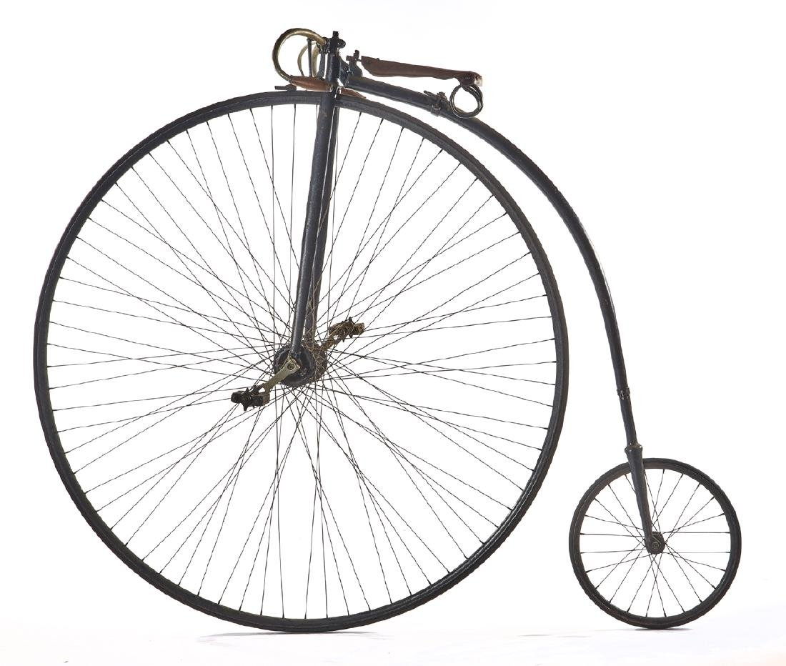Gormully Jeffrey Amer. Light Champion High Wheel Bike - 2