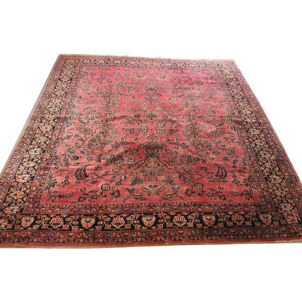 15: Sarouk Room Sized Carpet