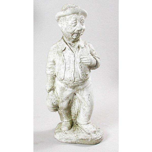 488: Garden Statue, Hobo