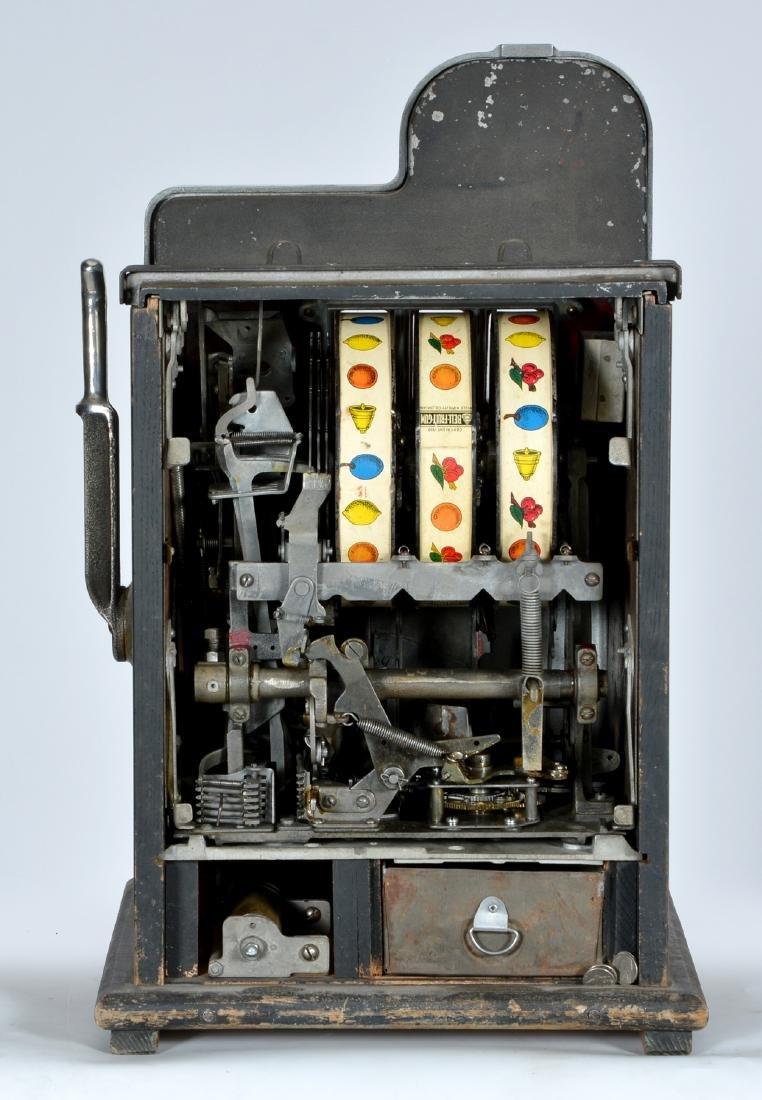 Antique Mills 5 Cent Cherry Slot Machine - 3