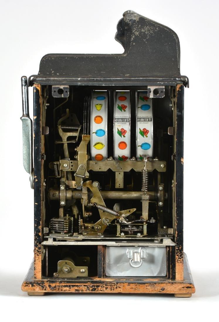 Antique Mills 50 Cent Cherry Slot Machine - 3