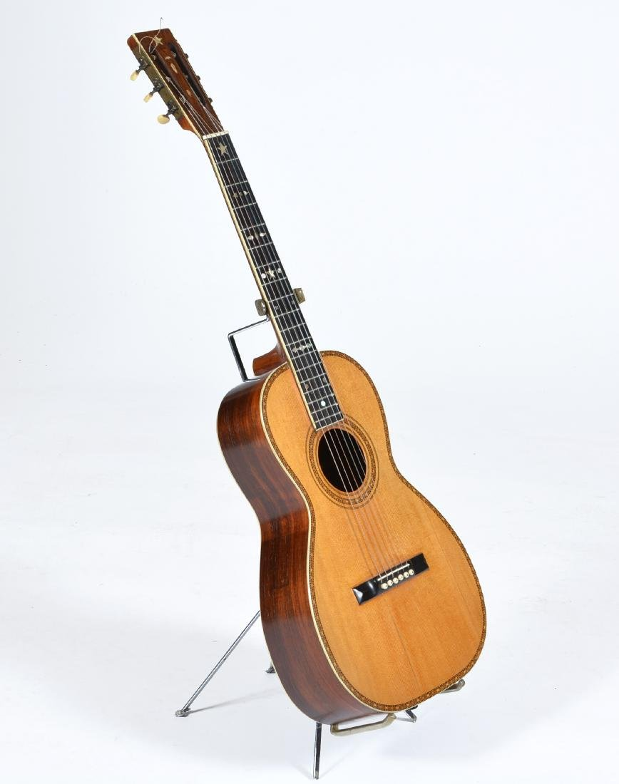 19th C Bay State Style 209 acoustic 6 string guitar - 2