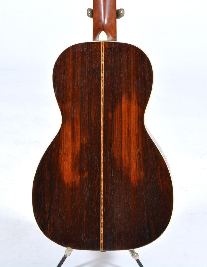 19th C Bay State Style 209 acoustic 6 string guitar - 7