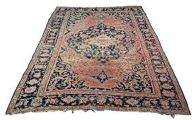Persian room size scatter rug