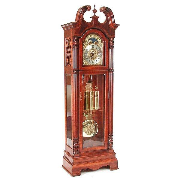 3: Howard Miller grandfather clock