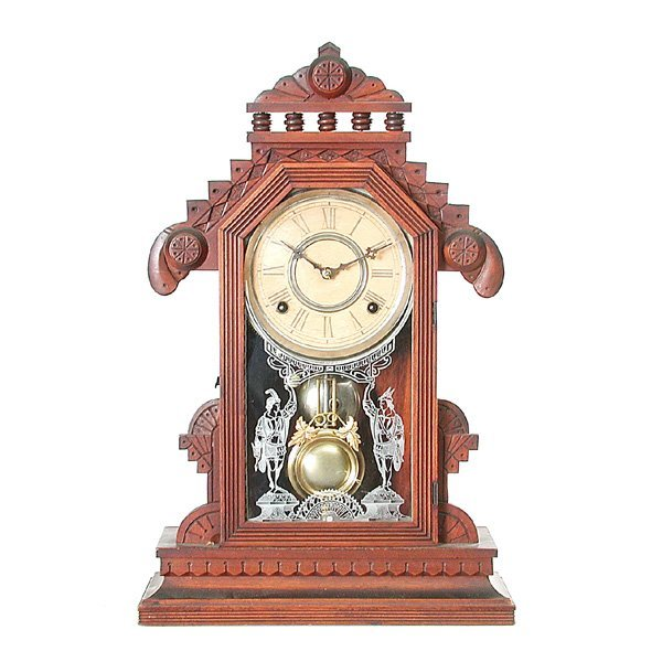 14: Victorian Kitchen clock